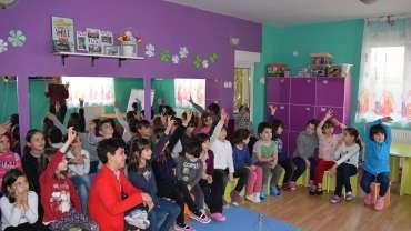 Eveniment copii- Workshop: Dependenta de gadgeturi