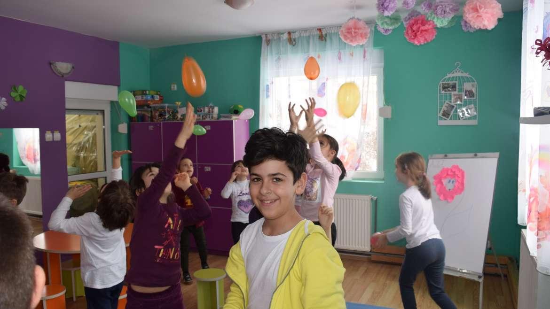 Eveniment copii – Ziua fericirii