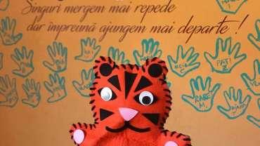 Eveniment parinti- copii: Atelier marionete